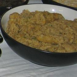 Cornbread Stuffing Southern Style mandalin84