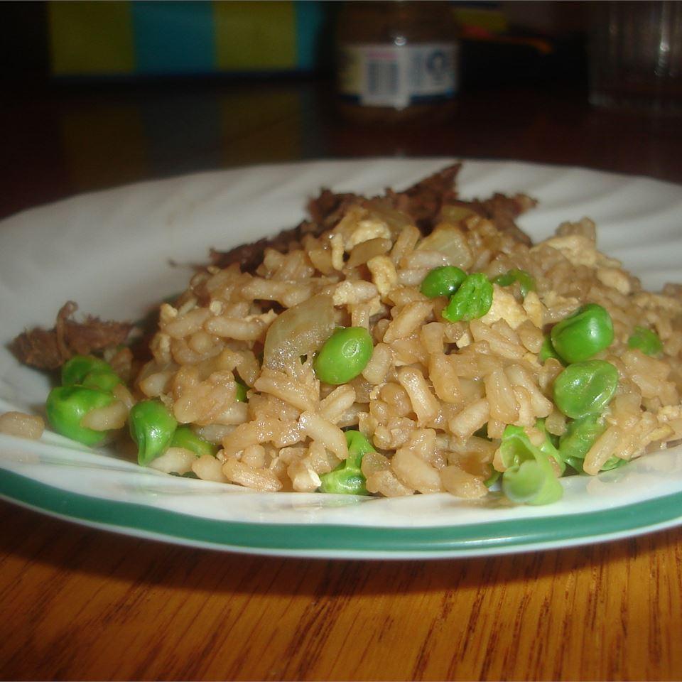 Egg Fried Rice Krista B.