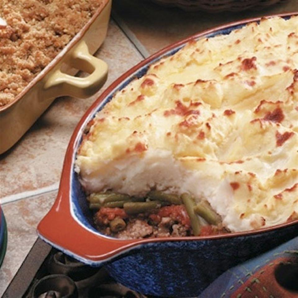 Scot's Au Gratin Shepherd's Pie
