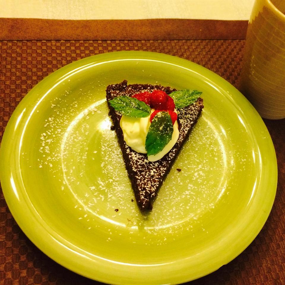 Garbanzo Bean Chocolate Cake (Gluten Free!) makaneal