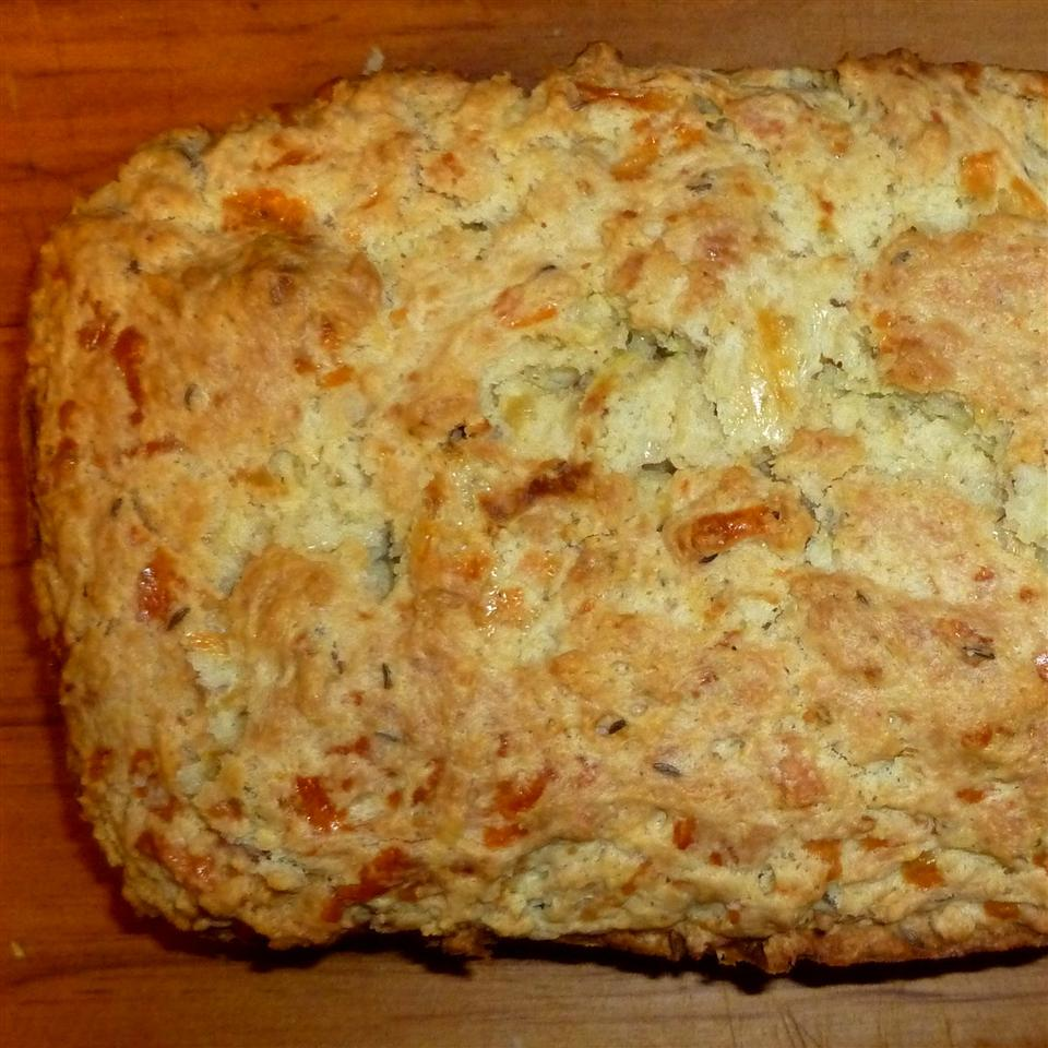 Spicy Cheese Quick Bread Dave G
