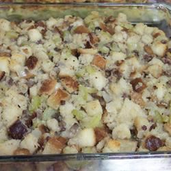 Old Fashioned Giblet Stuffing wannabe chefette