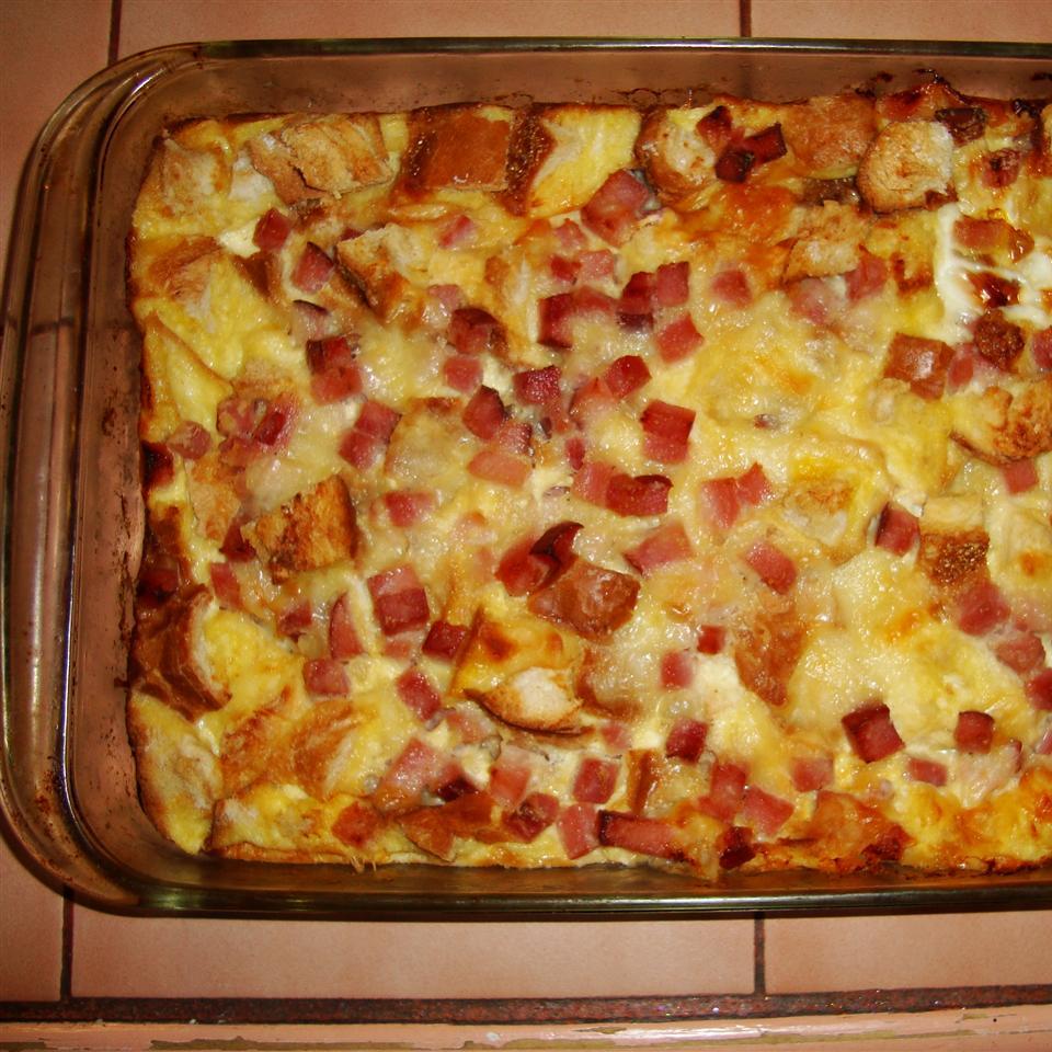 Alisha's Scalloped Potatoes and Ham Dave G