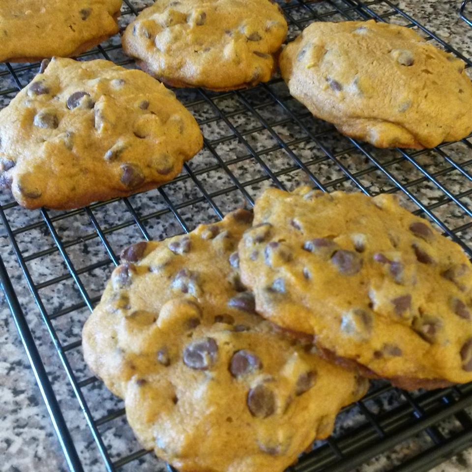 Crystal's Chocolate Chip Pumpkin Cookies marlena