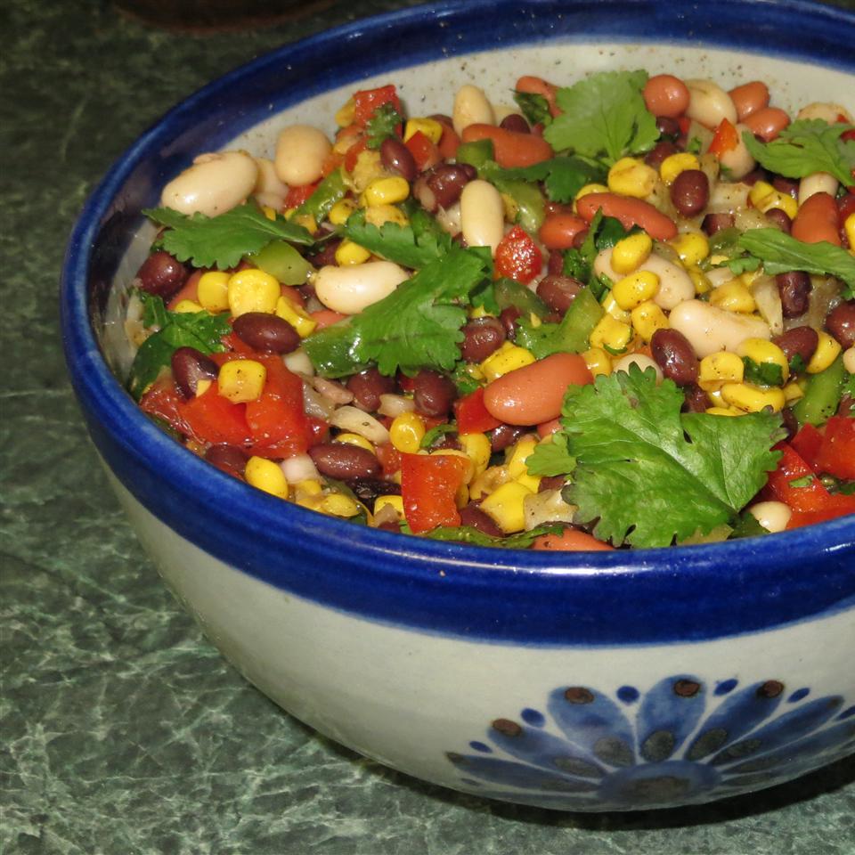 Easy Three Bean Salad