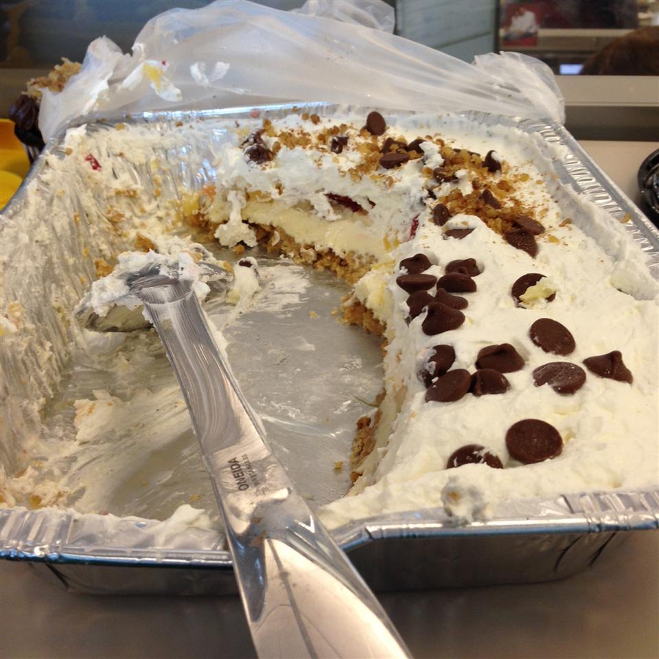 Banana Split Cake I kyymmbaa