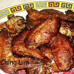 Malaysian Barbecue Chicken Wings JANELIM