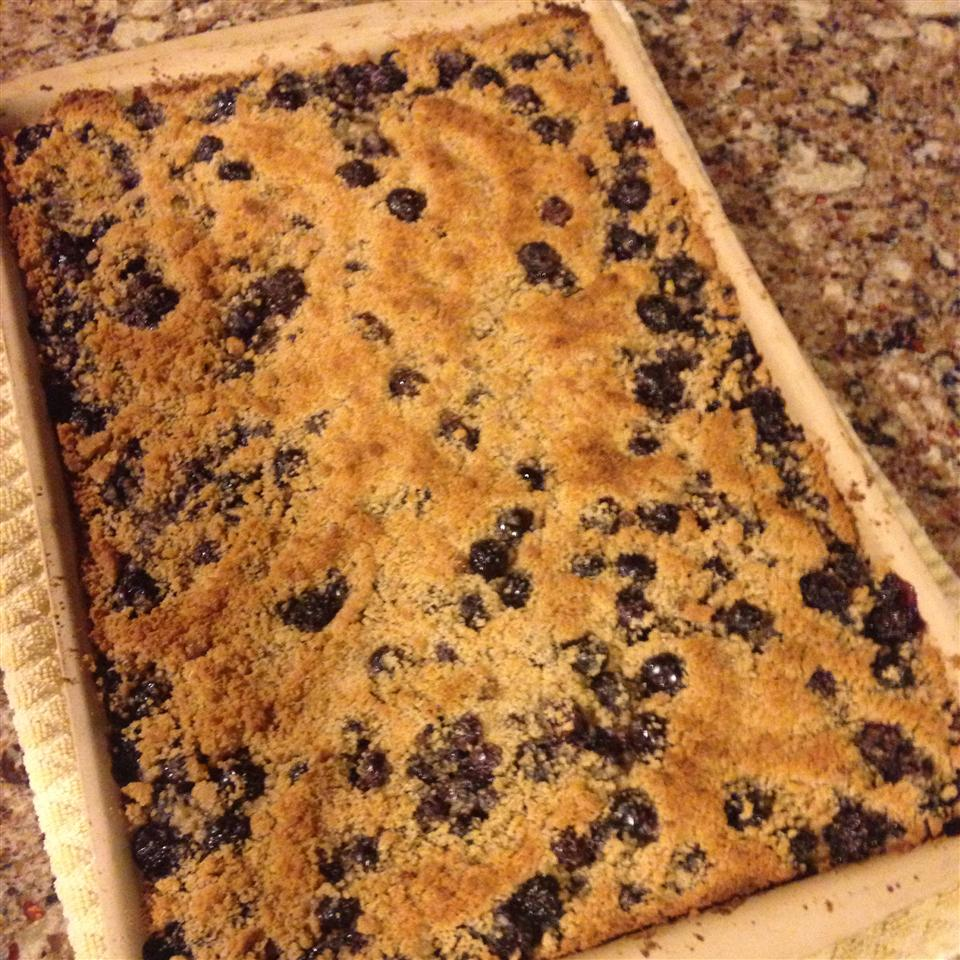 Blueberry-Lemon Crumb Bars sybilkuhn