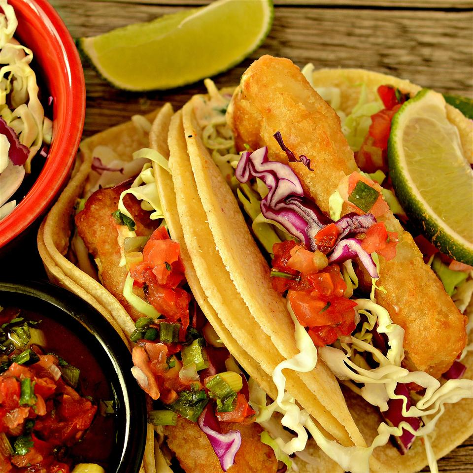 Wonderful Fried Fish Tacos