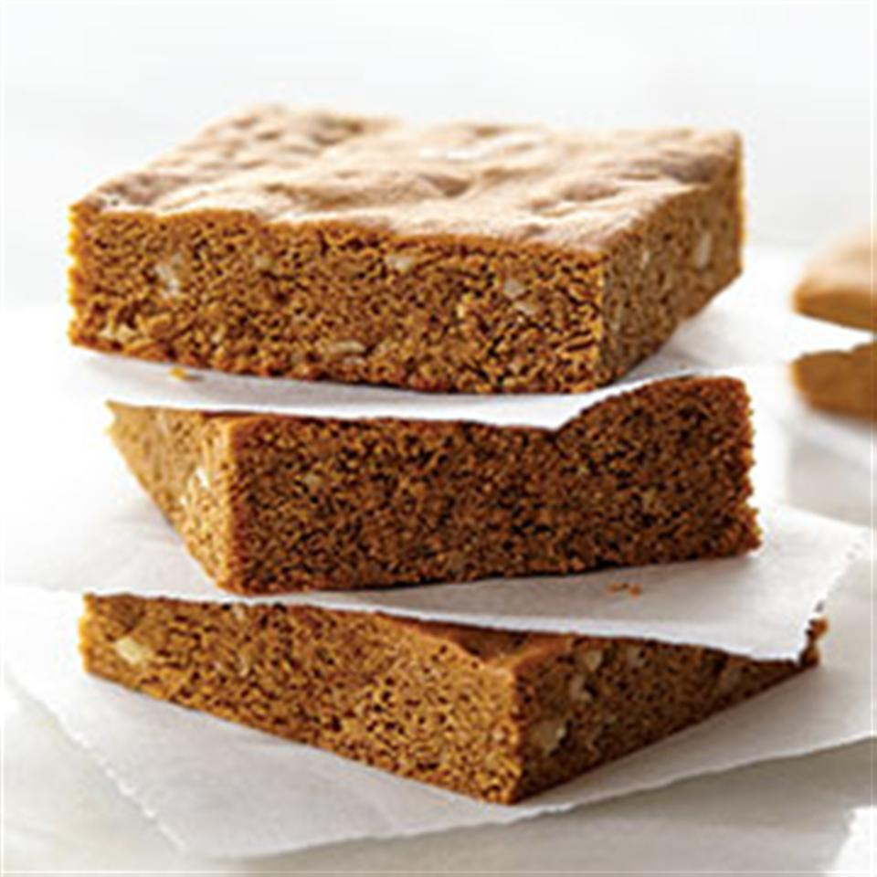 Chewy Molasses Bars Allrecipes Trusted Brands