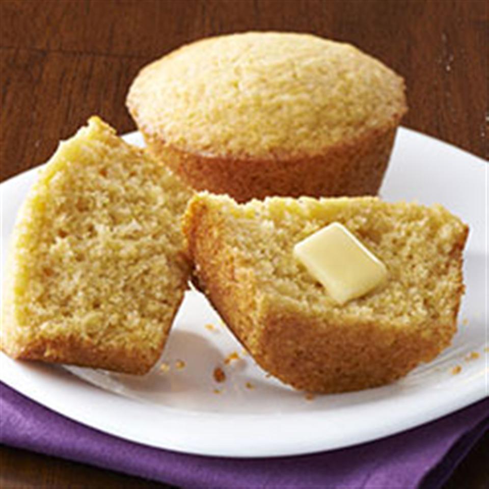Honey Cornbread Muffins Trusted Brands