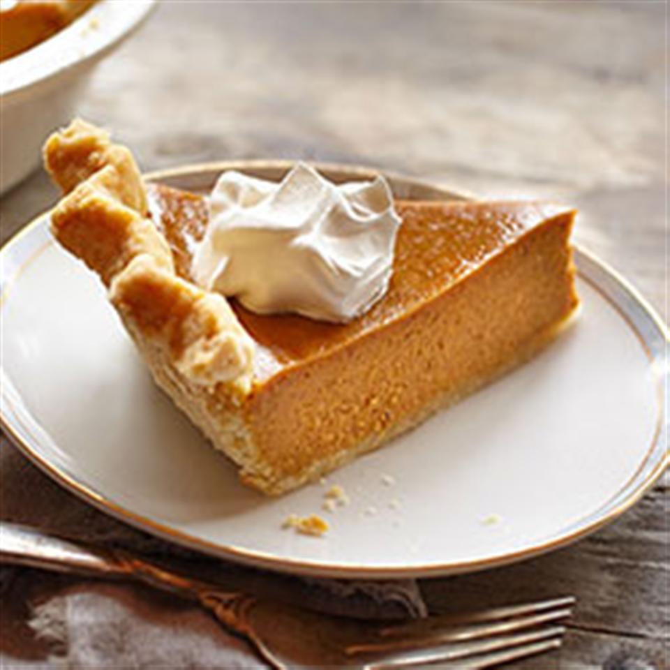 Michele Stuart's Pumpkin Pie