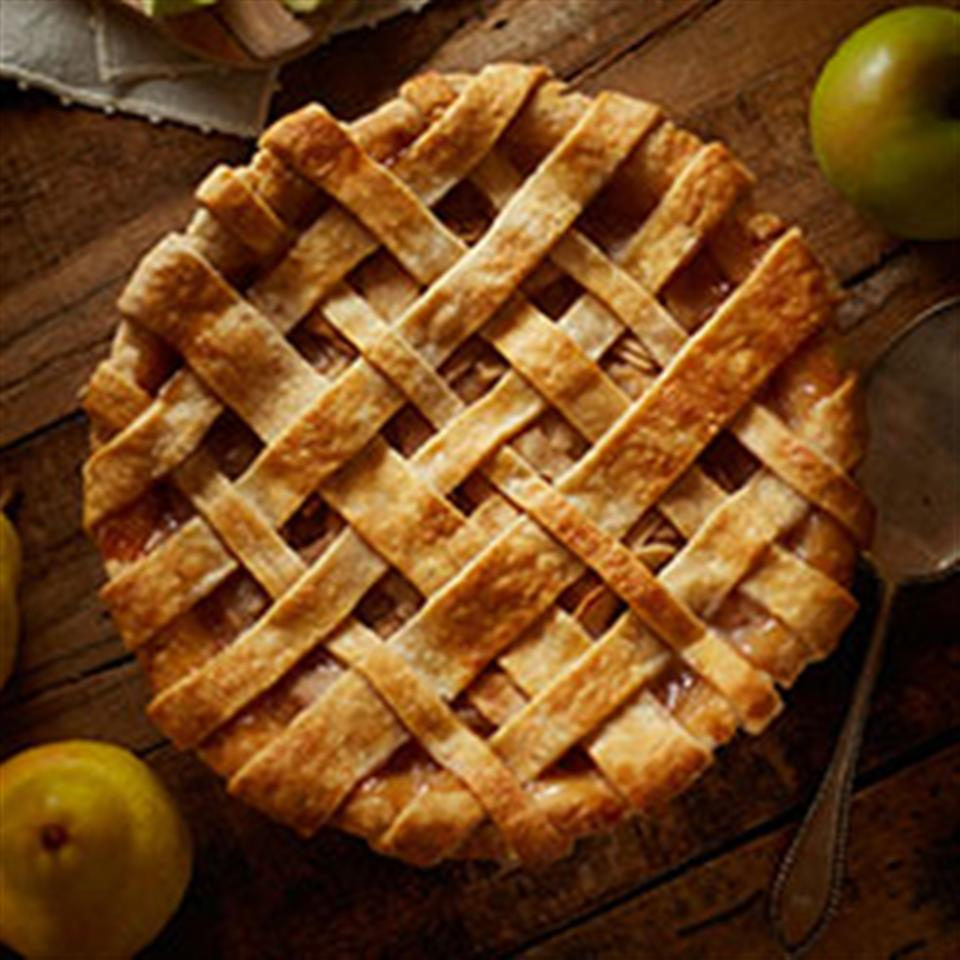 Spiced Pear & Apple Pie Trusted Brands