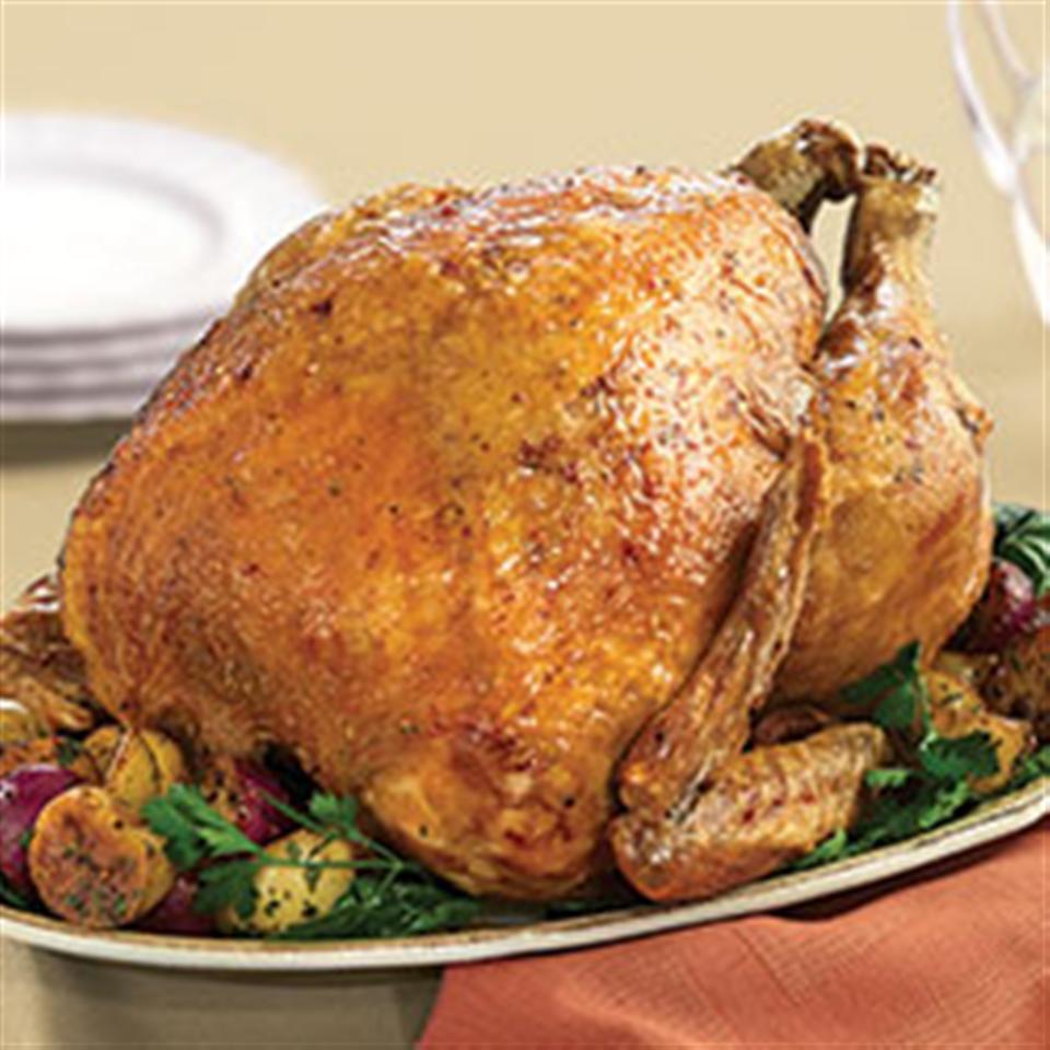 Succulent Deep Fried Turkey