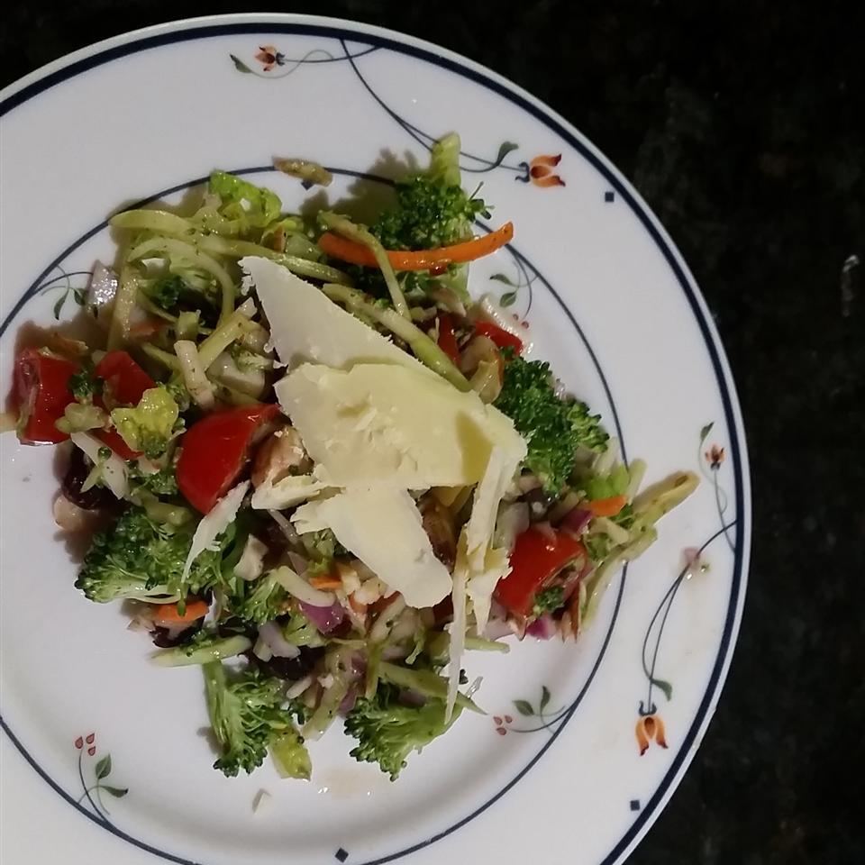 Broccoli Salad with Margarita Dressing Roslyn Edwards Foreman