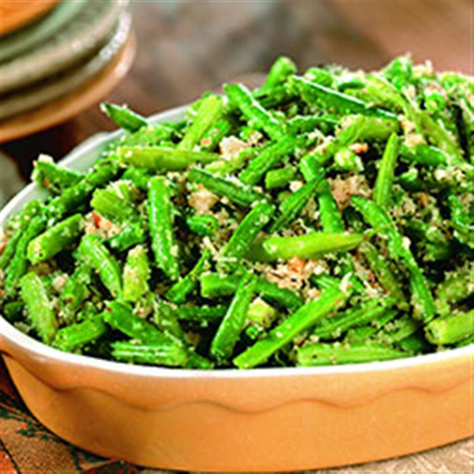 Herbed Green Bean Casserole Trusted Brands