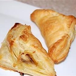 wild mushroom puff pastry recipe