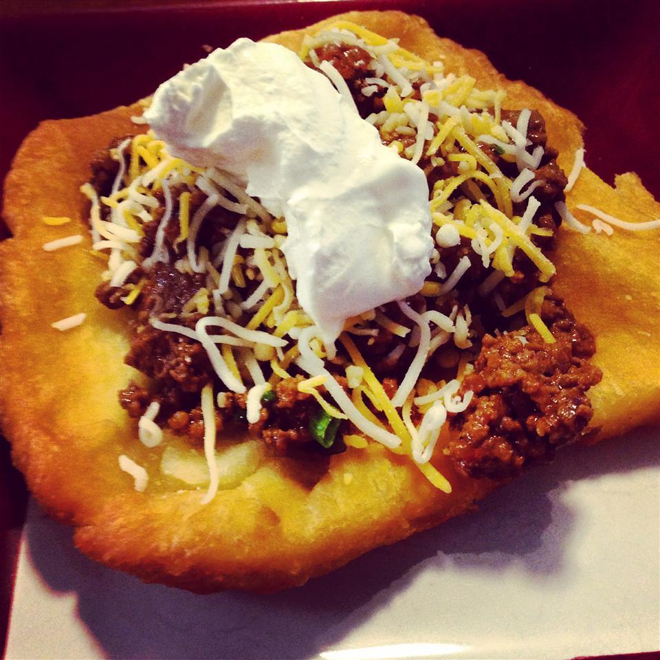 Oklahoma Indian Tacos rhodaspain