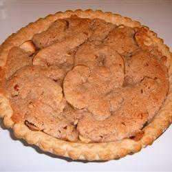 Swedish Apple Pie Kristel