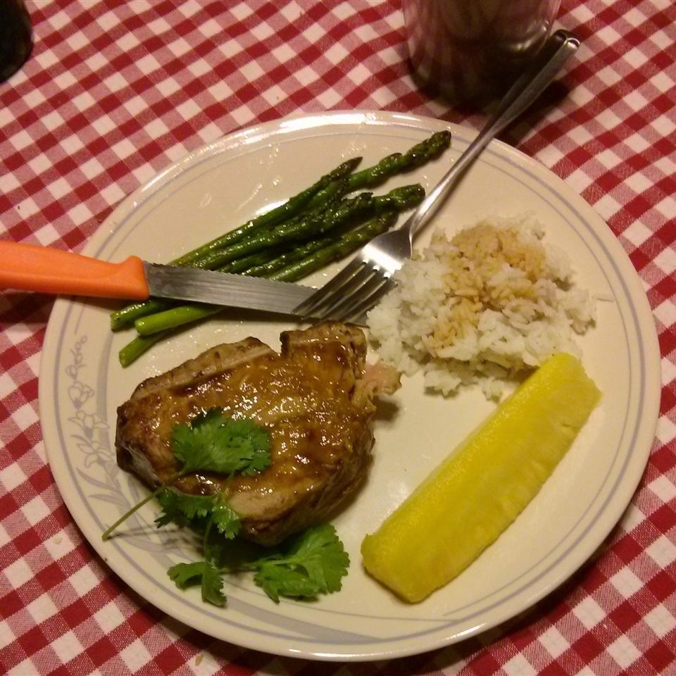 Grilled Tropical Tuna Steaks Robert Libby