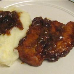Cranberry Chicken I Wendy
