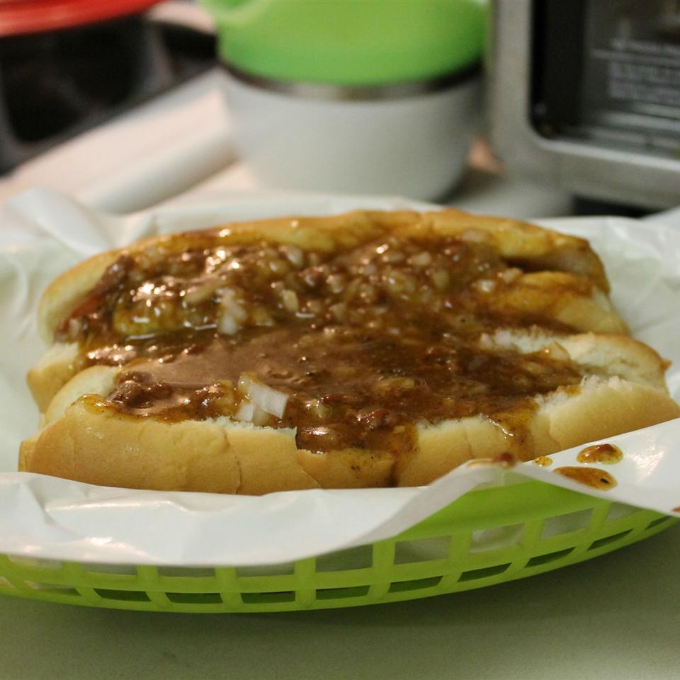 Texas Hot Wiener Sauce