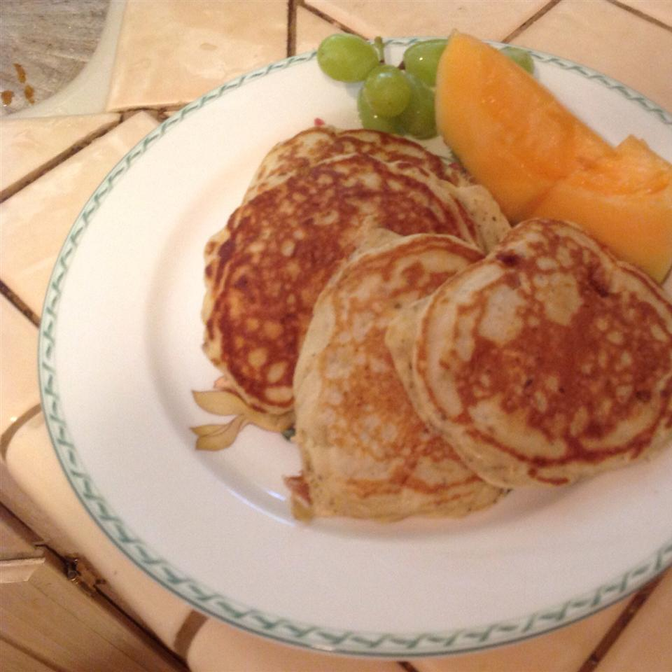 Banana Pancakes the Easy Way Marie Miller