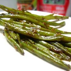 Chinese Green Bean Stir-Fry SunFlower