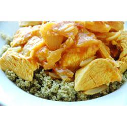 Chicken Curry I bhague