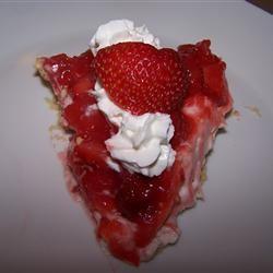 Two Tier Strawberry Pie Samantha Jones