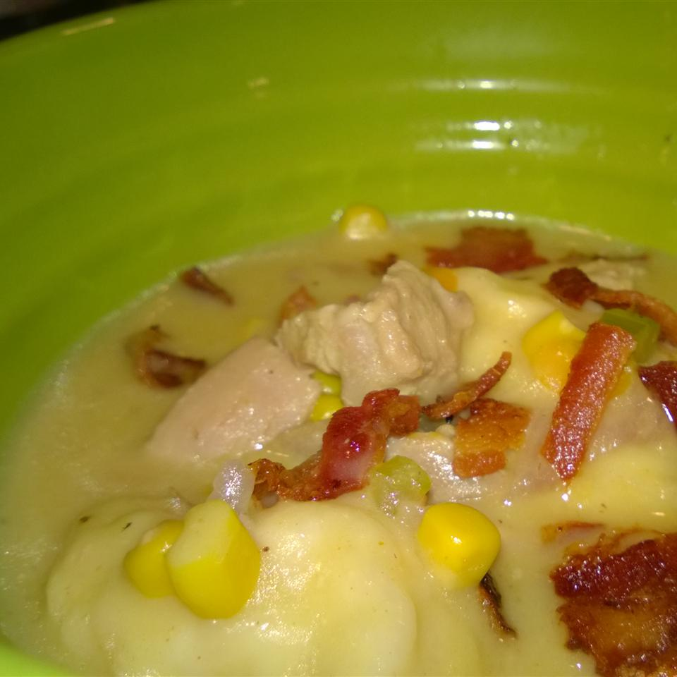 Chicken Thigh and Dumpling Stew Daeisha