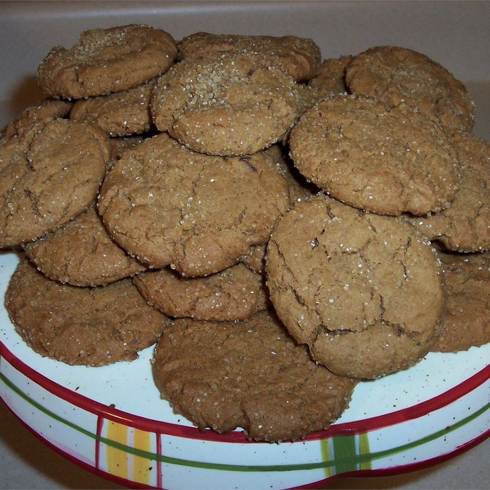 Molasses Cookies II Judy Johnson