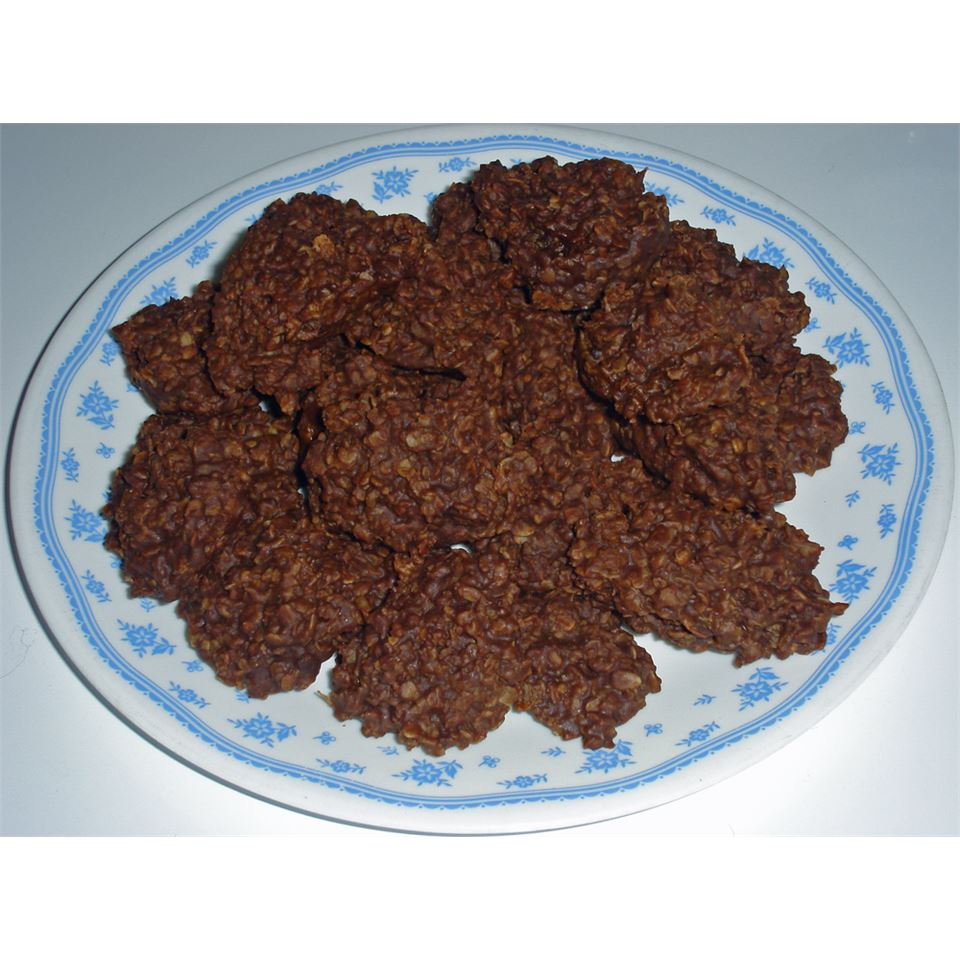 Unbaked Chocolate Oatmeal Cookies MSUANDUGA