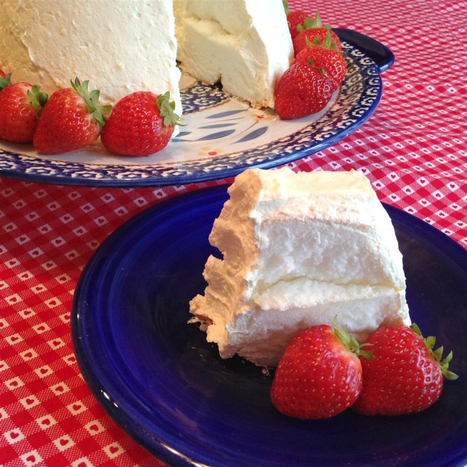 Angel Food Refrigerator Cake