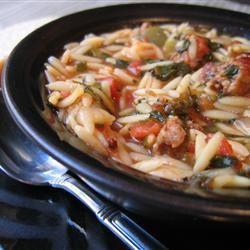 Jackie's Sausage Soup FoodFan