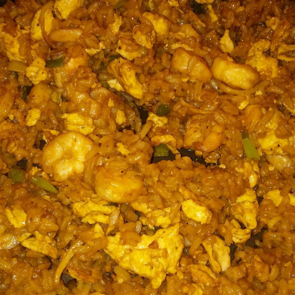 Shrimp Fried Rice II Kerifa Macc
