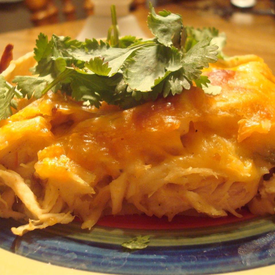 Mom's Mexican Chicken (Jennifer Sue Jacks Henley) Arizona Desert Flower