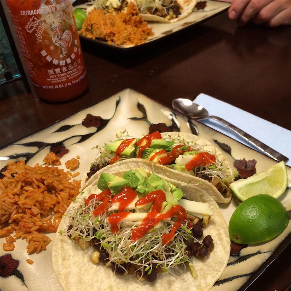 Black Bean Tacos julie000