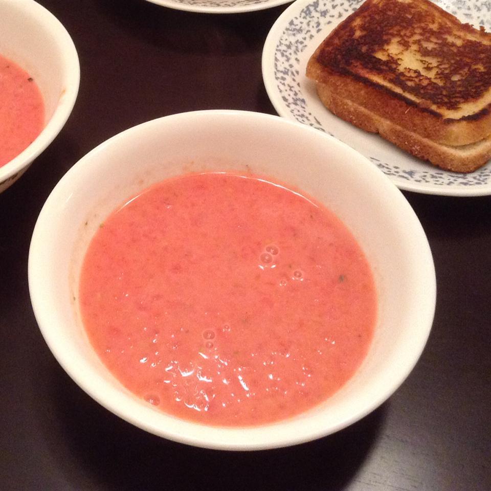 Cream of Tomato Lise P.