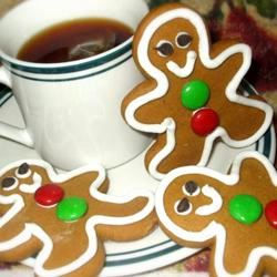 Nauvoo Gingerbread Cookies BadGirlBaker87
