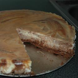 Chocolate Almond Marble Cheesecake Emmanuelle