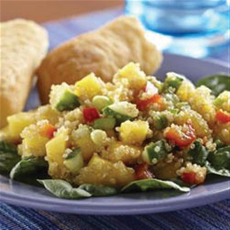 Mango Quinoa Salad Trusted Brands