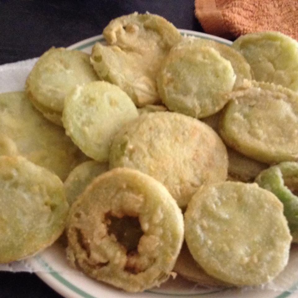 Mawmaw's Simple Fried Green Tomatoes jcook45