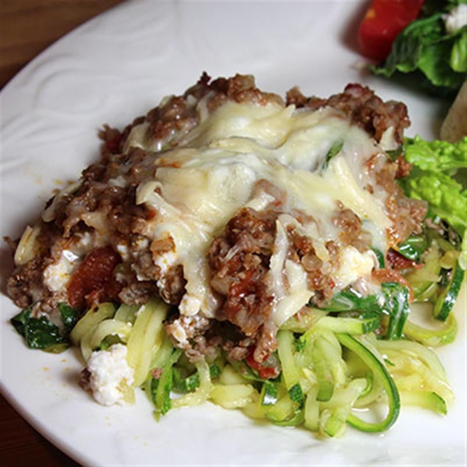 Italian-Style Zucchini Lasagna Trusted Brands