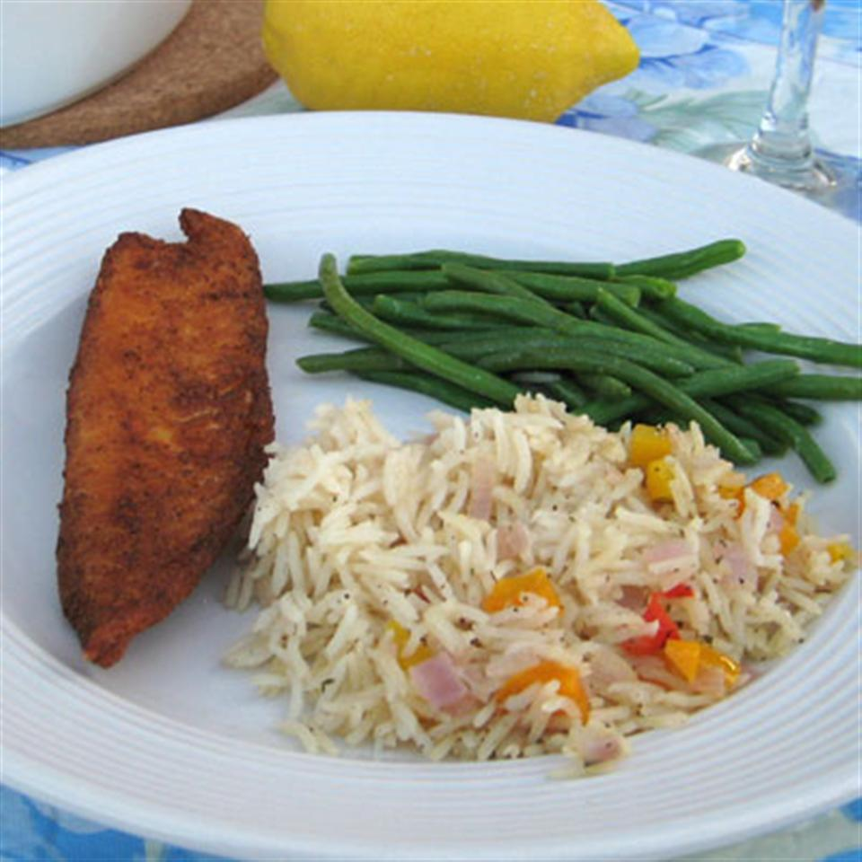 Salted and Blackened Tilapia Trusted Brands