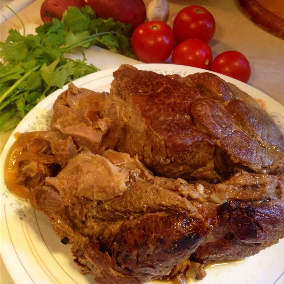 Miso Braised Pork corey pearson