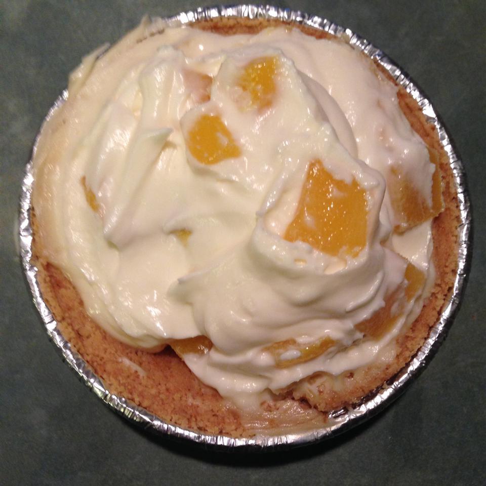 Kay's Creamy Mango Tarts