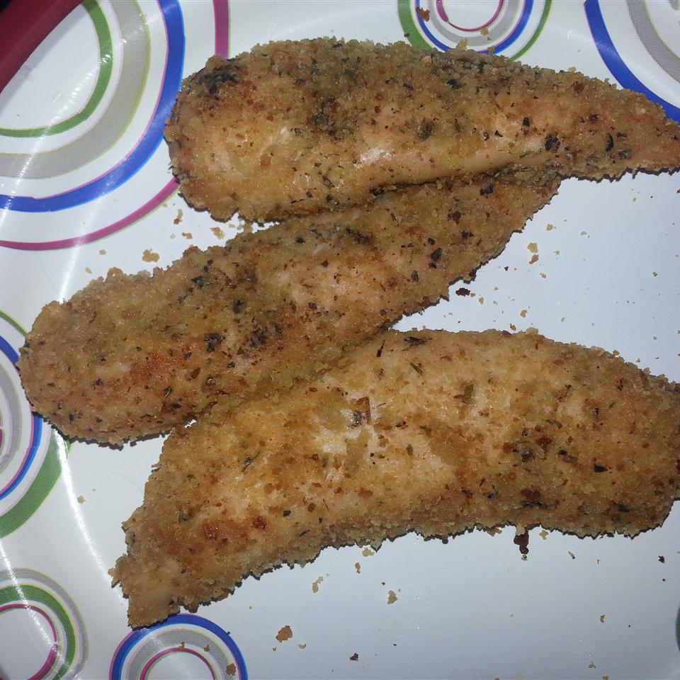Golden Chicken Tenders