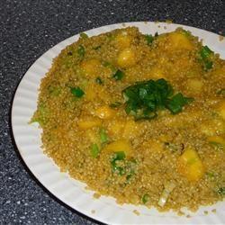 Curried Quinoa Salad with Mango