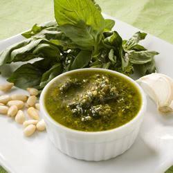 Simple Garlic and Basil Pesto Allrecipes Trusted Brands
